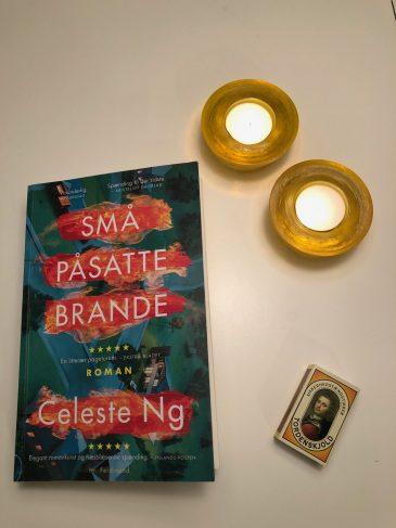 """Boganmeldelse: Celeste Ng """"Små påsatte brande"""""""
